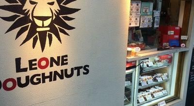 Photo of Donut Shop レオーネ・ドーナツ (Leone Doughnuts) at 本町2-7-3, 国分寺市, Japan