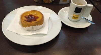 Photo of Cafe Nicola Cafés at Av. António Bernardo Cabral De Macedo, Oeiras 2770-219, Portugal