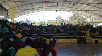 Photo of Basketball Court Pavilhão Do Desportivo at Av. Belmiro Obadias, Maputo, Mozambique