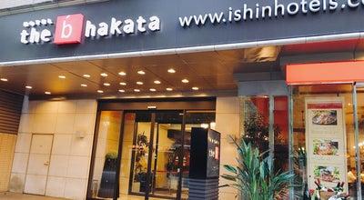 Photo of Hotel ザ・ビー博多 / the b hakata at 博多区博多駅南1-3-9, Fukuoka 812-0016, Japan