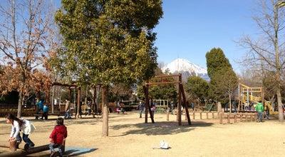 Photo of Park 富士西公園 at 入山瀬772-1, 富士市, Japan