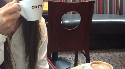 Photo of Coffee Shop Costa Coffee at Staines-upon-Thames TW18 4QA, United Kingdom