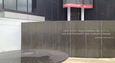 Photo of History Museum Civil Rights Memorial Center (SPLC) at 400 Washington Ave, Montgomery, AL 36104, United States