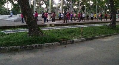 Photo of Park Taman Bulatan Miri at Malaysia