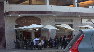 Photo of Ice Cream Shop Alaggio at R. Ipuera, 972, Contagem, Brazil