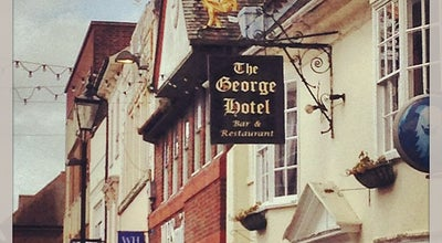 Photo of Bar The George Hotel at 68 High St, Ashford TN2 4 8, United Kingdom