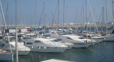 Photo of Harbor / Marina Real Juan Carlos 1 Nautico De Valencia at Spain