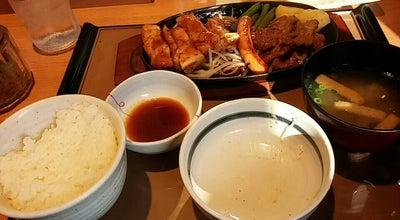Photo of Diner やよい軒 鹿沼店 at 鹿沼市, Japan