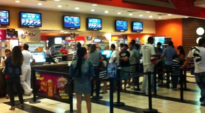 Photo of Movie Theater Cinemark at Flamboyant Shopping Center, Goiânia 74810-907, Brazil