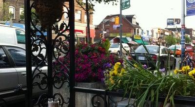 Photo of Greek Restaurant Christina's On The Danforth at 492 Danforth Avenue, Toronto, ON M4K 1P6, Canada