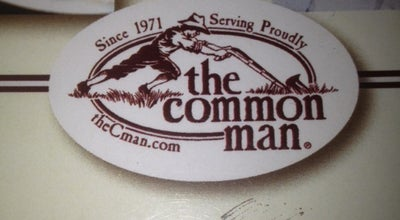 Photo of American Restaurant The Common Man at 304 Daniel Webster Highway, Merrimack, NH 03054, United States