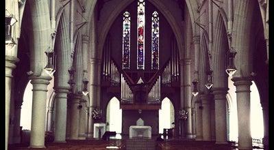 Photo of Church St. Stephen's Cathedral at 249 Elizabeth St., Brisbane, QL 4000, Australia