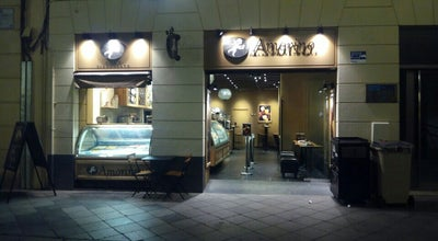 Photo of Ice Cream Shop AMORINO Gelato al Naturale at C. Granada, 2, Sevilla 41001, Spain
