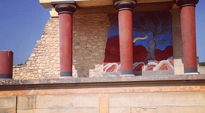 Photo of Historic Site Κνωσός (Knossos) at Κνωσός 714 09, Greece