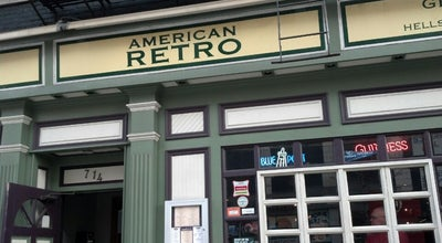 Photo of Bar The American Retro Bar & Grill at 714 11th Ave, New York, NY 10019, United States