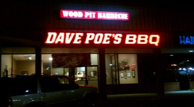 Photo of BBQ Joint Dave Poe's BBQ at 660 Whitlock Ave Nw, Marietta, GA 30064, United States