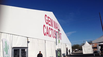 Photo of Art Gallery Tucson Gem Show at 3340-3452 E Michigan St, Tucson, AZ 85714, United States