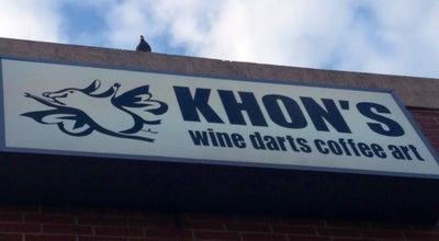 Photo of Wine Bar Khon's at 2808 Milam St, Houston, TX 77006, United States