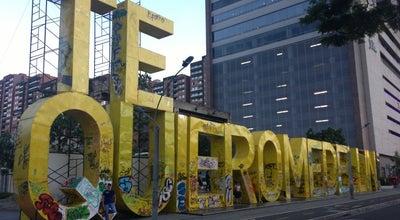 Photo of Park Parque lineal Ciudad Del Rio at Cra 43g #2420, Medellín, Colombia