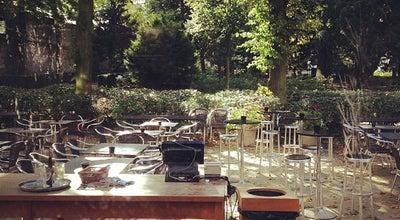 Photo of Breakfast Spot L'Orangerie du Parc d'Egmont / Orangerie van het Egmontpark at Wolstraat 1 Rue Aux Laines, Brussels 1000, Belgium