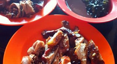 Photo of BBQ Joint RM BPK Serasi Rasa at Jl.berastagi, Berastagi, Indonesia