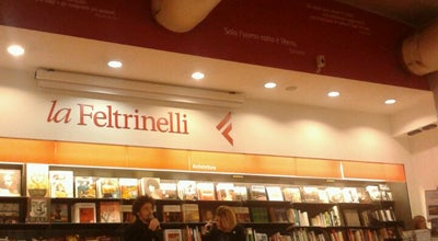 Photo of Bookstore La Feltrinelli Libri e Musica at Via Appia Nuova, 427, Roma, Italy