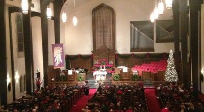 Photo of Church Trinity United Methodist Church at 1400 Oxmoor Rd, Homewood, AL 35209, United States