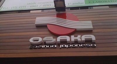 Photo of Japanese Restaurant Osaka Cozinha Japonesa at Calc. Das Orquídeas, 209, Barueri 06453-001, Brazil