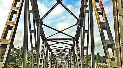Photo of Mountain Túnel Ponte De Ferro at Ponta Aguda, Brazil