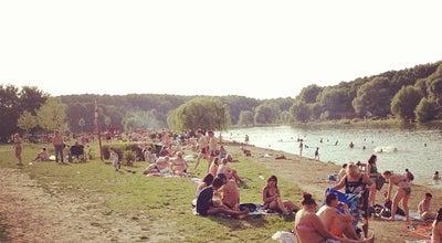 Photo of Beach Терлецкий пляж at Терлецкий Парк, Москва, Russia