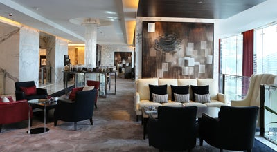 Photo of Cafe The Authors' Lounge at Bonnington Jumeirah Lakes Towers, Dubai 37246, United Arab Emirates