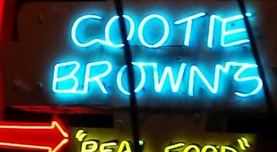 Photo of American Restaurant Cootie Brown's at 2715 N Roan St, Johnson City, TN 37601, United States