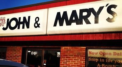Photo of Sandwich Place John & Mary's at 3513 Harlem Rd, Cheektowaga, NY 14225, United States