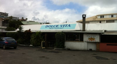 Photo of Italian Restaurant La Dolce Vita at 3 Rue Du Tabou, Noumea 98800, New Caledonia