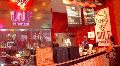 Photo of Burger Joint Wolf Burgers at Pasarbella (@ #01-455, Suntec City), Singapore 038983, Singapore