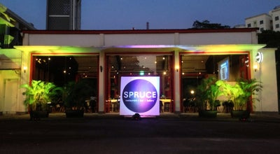 Photo of Australian Restaurant Spruce at The Fire Station, Singapore 588190, Singapore