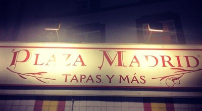 Photo of Spanish Restaurant Plaza Madrid at Ruhrstrasse, Gelsenkirchen, Germany