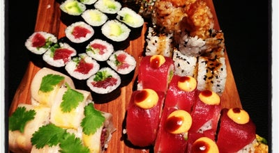 Photo of Sushi Restaurant Sticks'n'Sushi at 11 Henrietta Street, London WC2E 8PY, United Kingdom