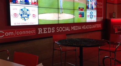 Photo of Internet Cafe Reds Connect Zone at Great American Ball Park, Cincinnati, OH 45202, United States