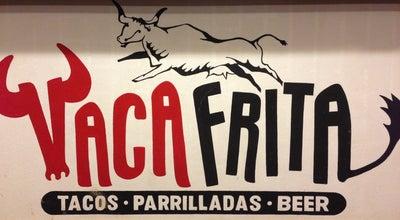 Photo of Taco Place Vaca Frita at Nuevo Laredo, Mexico