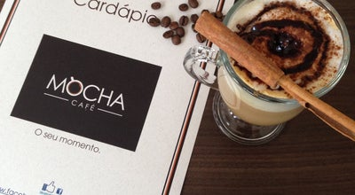 Photo of Coffee Shop Mocha Café at Av Antonia Pazinato Sturion, 723, Piracicaba 13420-640, Brazil