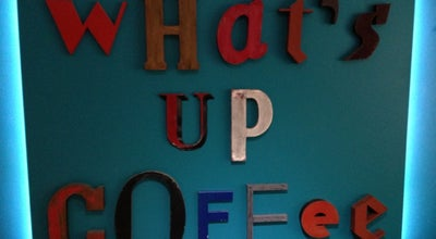 Photo of Coffee Shop What's Up Coffee at 28 Rue Sadi Carnot, Poitiers 86000, France