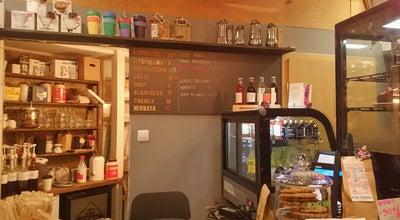 Photo of Cafe Etno Cafe Okrąglak at Pl. Tadeusza Kościuszki, Wroclaw, Poland