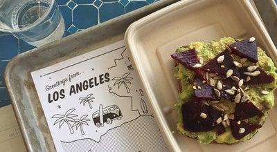 Photo of Vegetarian / Vegan Restaurant By Chloe at 2520 Glendale Blvd, Los Angeles, Ca 90039, United States