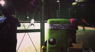 Photo of Tennis Court タウンテニス大泉学園 at 南大泉5-1-8, 練馬区, Japan
