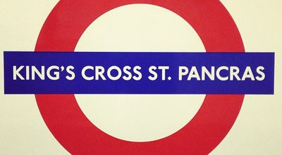 Photo of Subway King's Cross St. Pancras London Underground Station at Euston Rd, London N1 9AL, United Kingdom