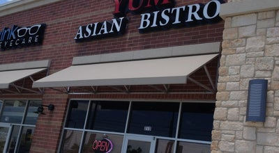 Photo of Asian Restaurant Yum Asian Bistro at 2721 Little Elm Pkwy, Little Elm, TX 75068, United States