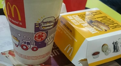 Photo of Burger Joint Mac Donald at Av. San Martin, Cartagena, Colombia