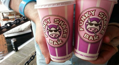 Photo of Juice Bar Funky Shake Bar at Albert Docks, Liverpool L 1 8, United Kingdom