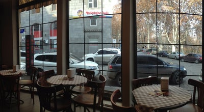 Photo of Cafe Retro Cafe at Mashtots 37, Yerevan, Armenia